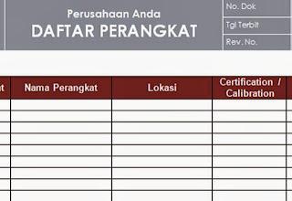Contoh Surat Penunjukan Membuka Kantor Cabang Legal Akses Dokumen Sistem Manajemen Paket Formulir Kosong Blank