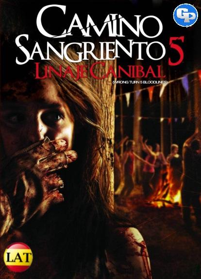 Camino Hacia El Terror 5: El Linaje Canibal (2012) LATINO