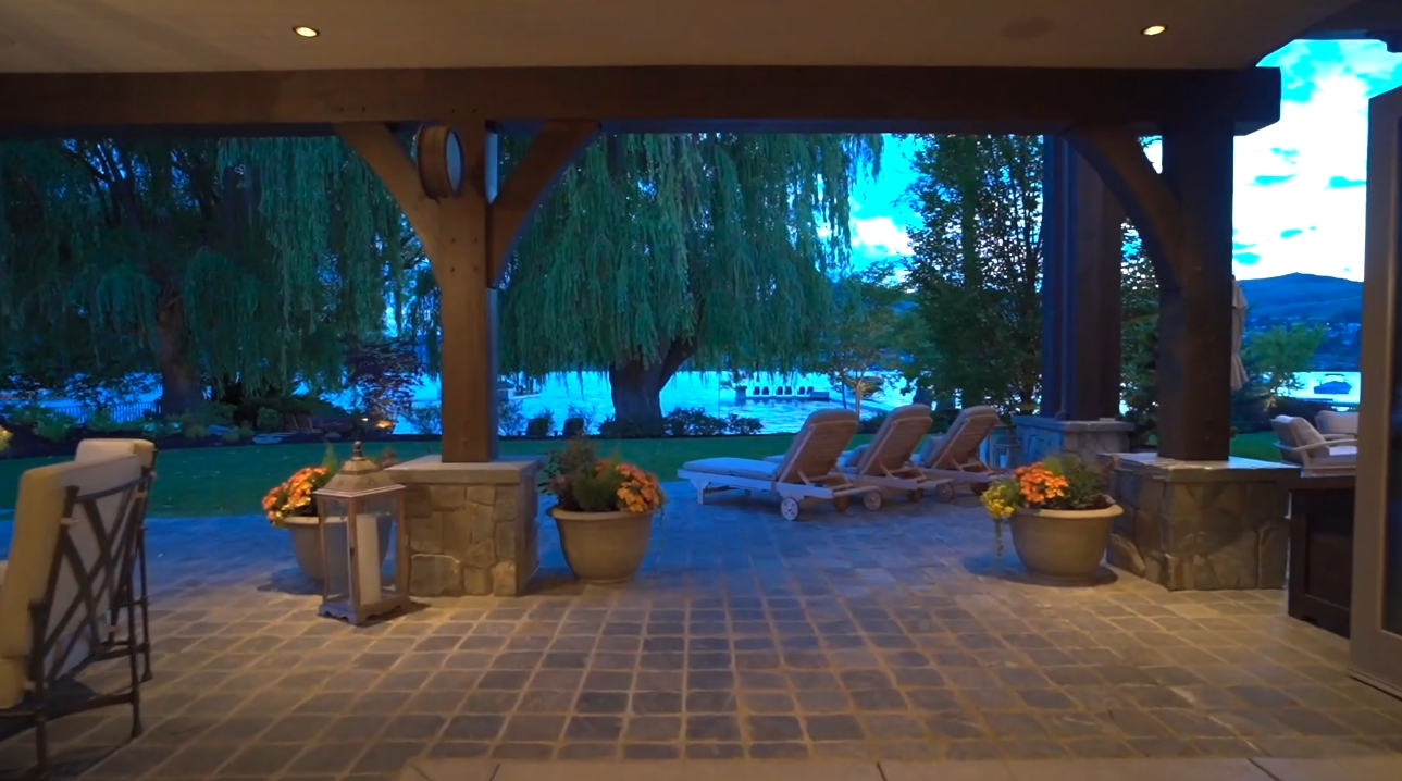41 Photos vs. 8200 Kalavista Dr, Coldstream, Canada Kalamalka Lake Mansion Interior Design Tour
