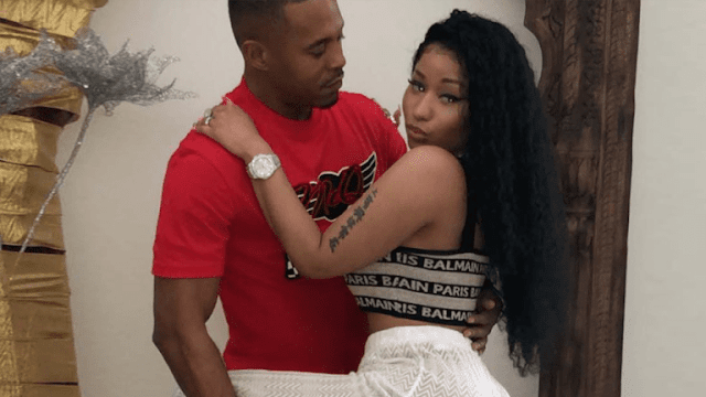Nicki Minaj's New Boyfriend Arrested