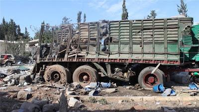 Perang Rahasia Rusia vs Amerika Serikat di Suriah