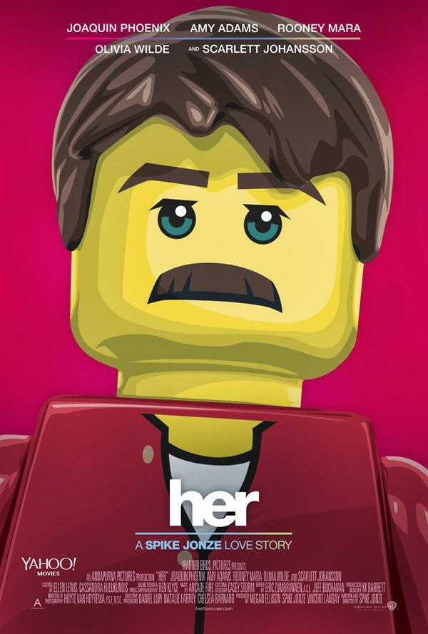 her lego