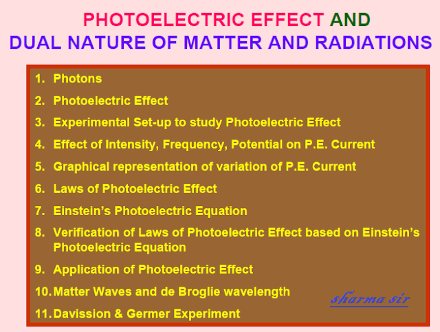 phtoelectric-effect-and-dual-nature-of atom,scceducation,physics,