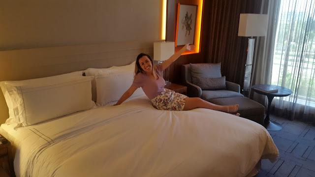 Que cama enorme!!