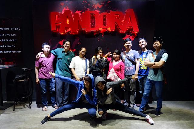 GIF+ : PANDORA EXPERIENCE