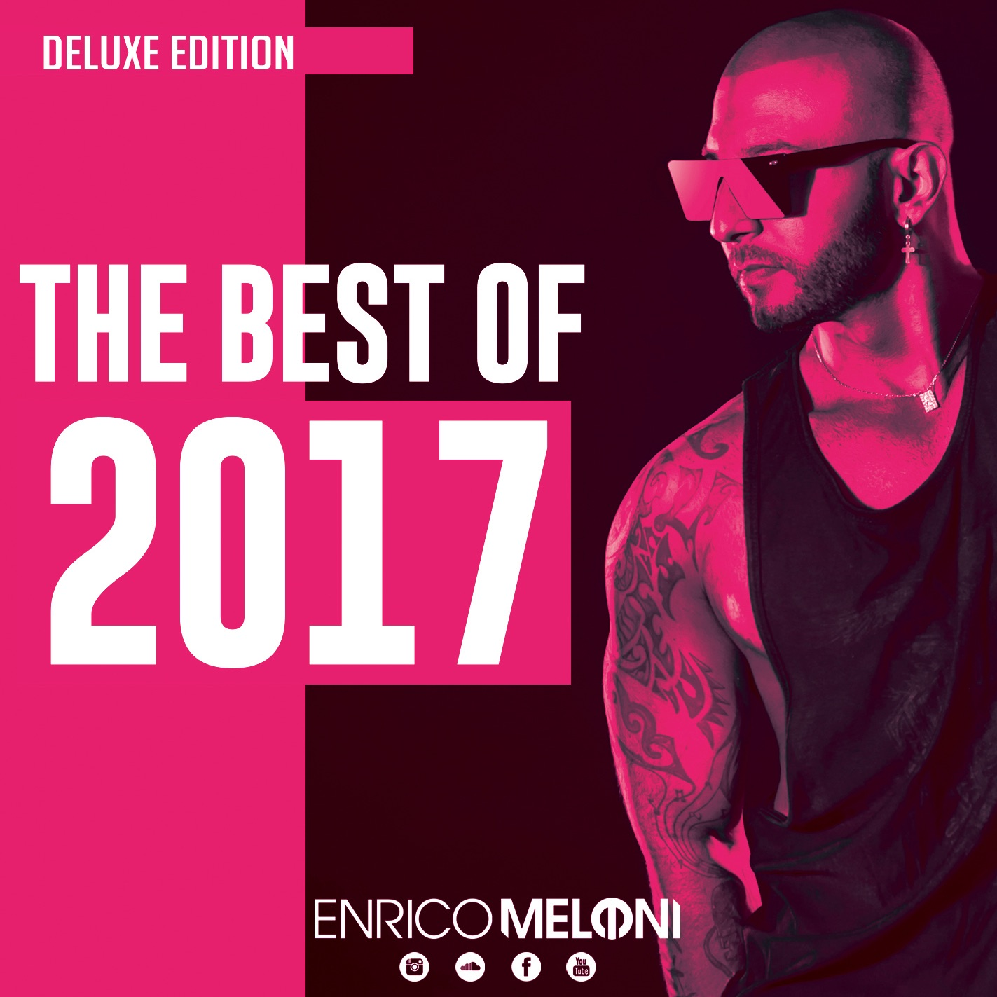 ENRICO MELONI - The Best Of 2017 (Deluxe Edition)