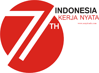 Dirgahayu Republik Indonesia 71 Tahun kerja nyata