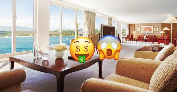 شاهد بالصور أغلى غرفة فندقية بالعالم وتعرف على قيمة الإيجار ؟!