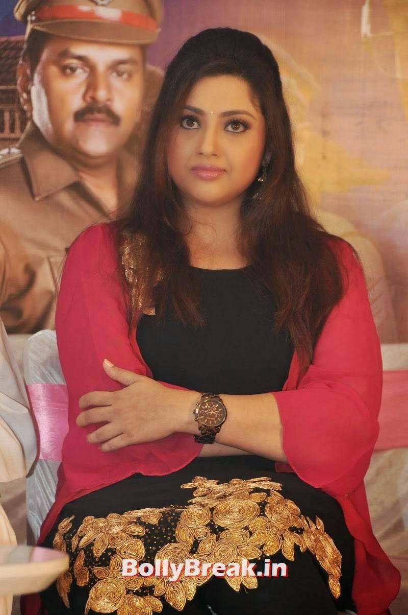 Debela južnoindijska igralka Meena Hot Pics - 11 slik-2368