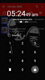 Download BBM MOD LOCK MOD APK V3.1.0.13 Terbaru