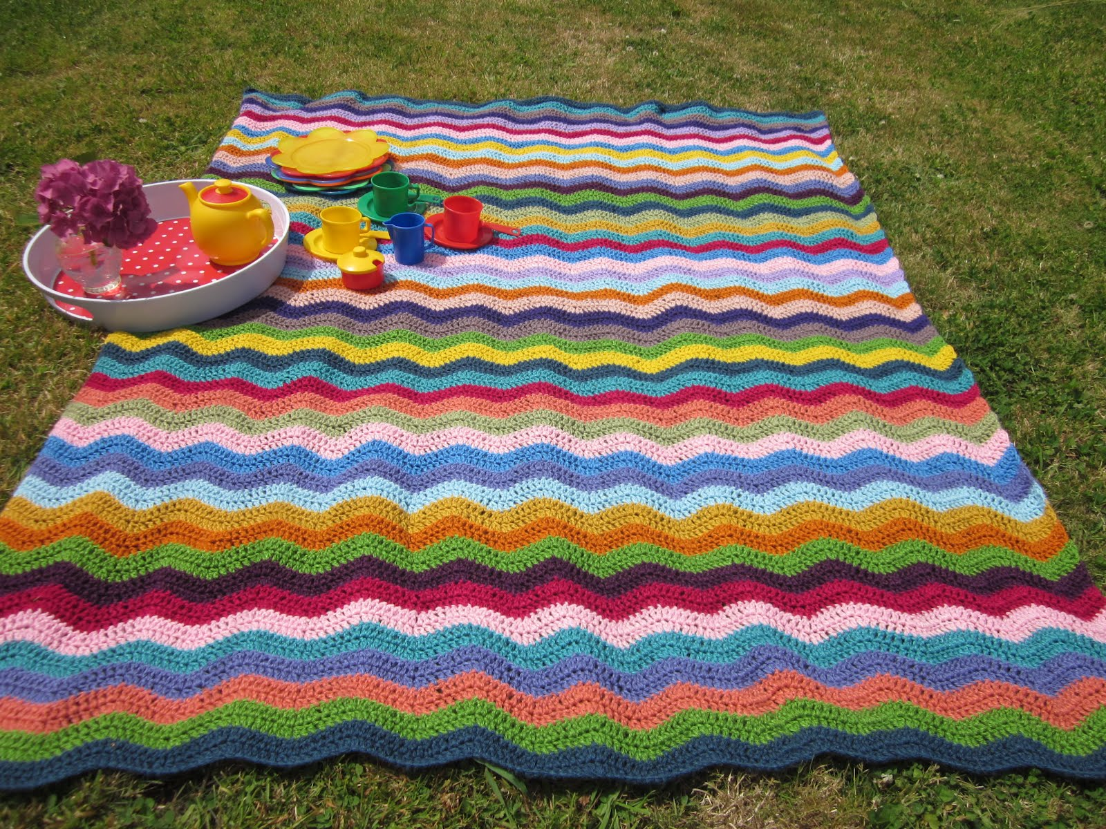 Why Didn T Anyone Tell Me Ripple Picnic Blanket Ta Da