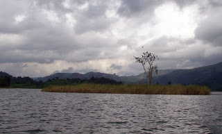 Akampene Island on Lake Bunyonyi is better known as Punishment Island, a place intended for ritually humiliated, abandoned unmarried pregnant girls.