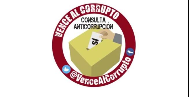 vence al corrupto campaña anticorrupción
