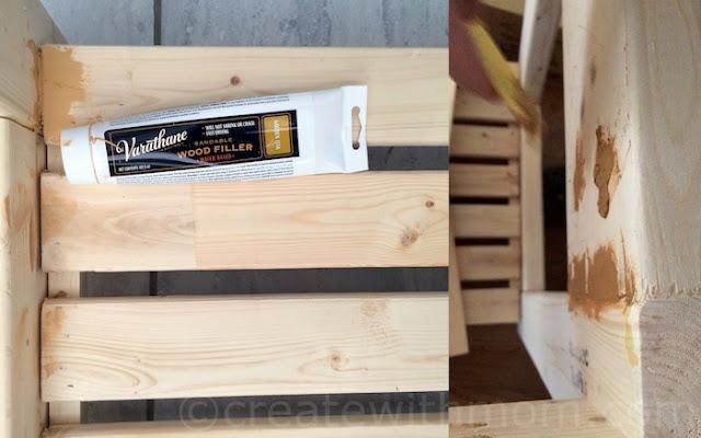 varathane wood filler