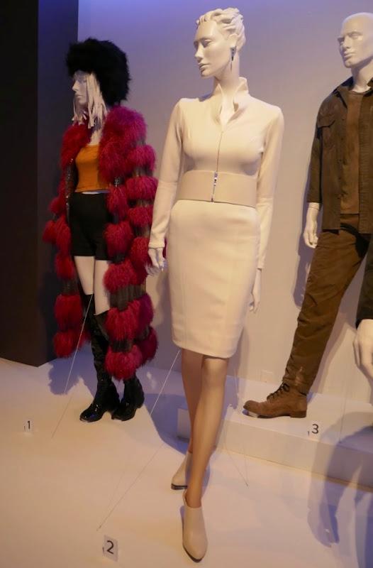 Sylvia Hoeks Blade Runner 2049 Luv costume