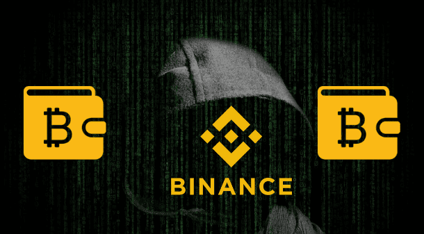 binance cryptocurrency hacked