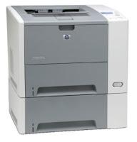 HP LaserJet P3005x Download drivers & Software