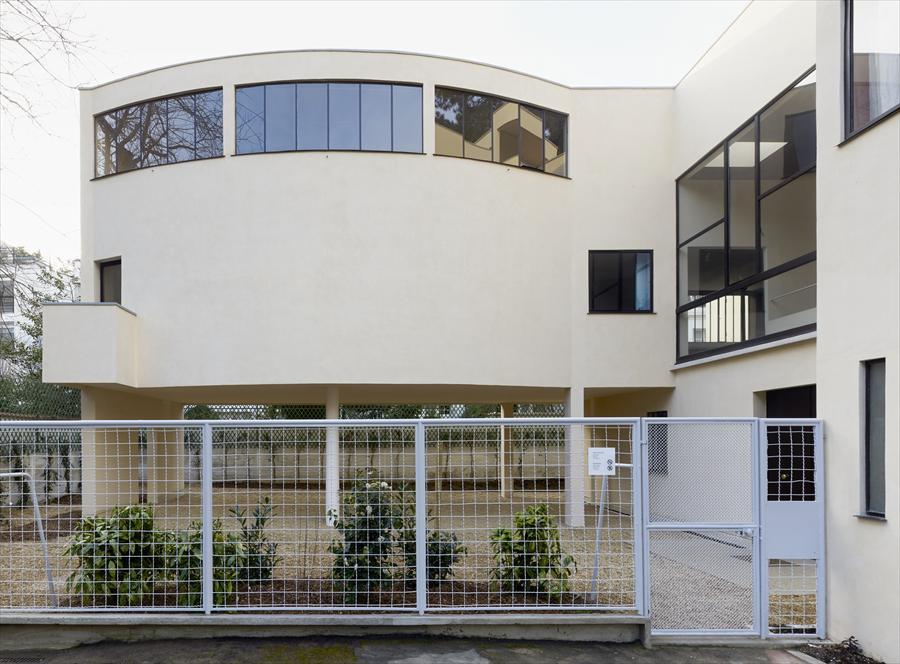 Fastudio maison la roche jeanneret la modernit prima for Casa moderno kl