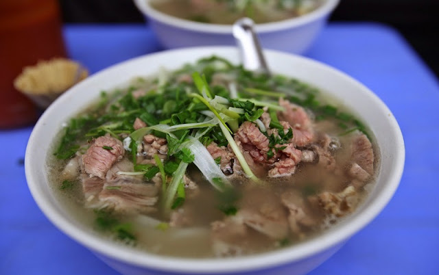Where To Eat in Hanoi Capital 1