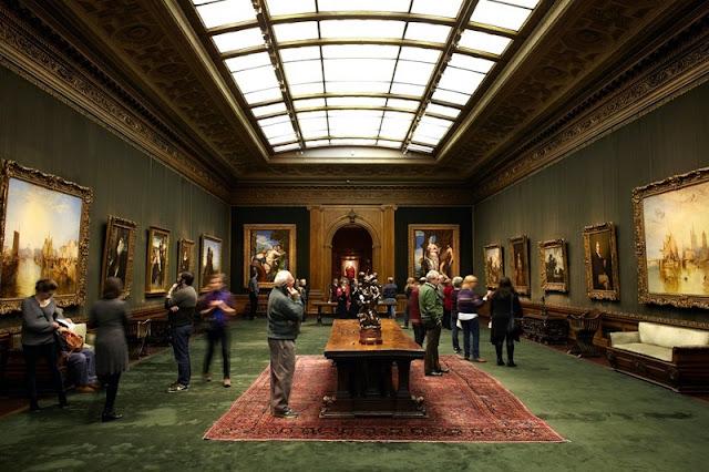 Museu Coleção Frick na Henry Clay Frick House em Nova York