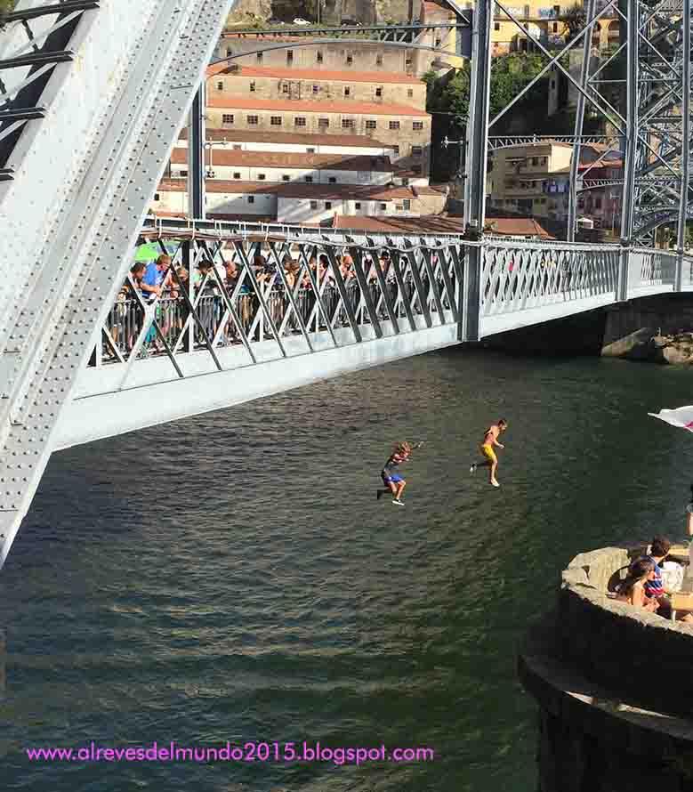 saltos desde puente san luis oporto
