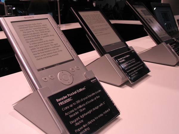Sony 電子書,數位時代拍攝