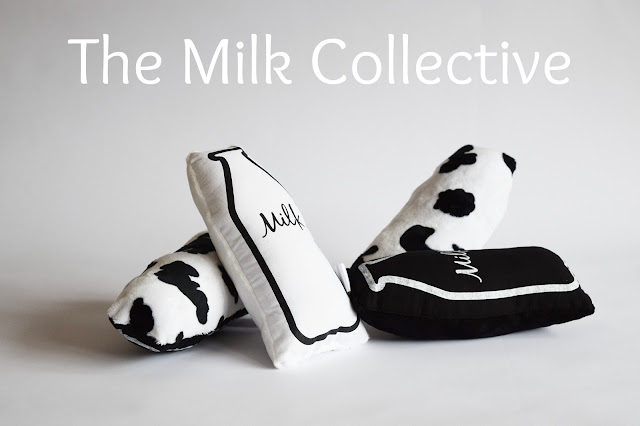 The Milk Collective Milk Bottle Rattles