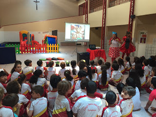CSJD trabalha de forma lúdica e efetiva a campanha da fraternidade de 2018