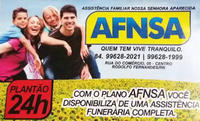 ASSISTÊNCIA FAMILIAR NOSSA SENHORA APARECIDA
