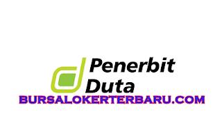 Lowongan Kerja Staff Penagihan di PT Penerbit Duta (Ganesha Operation Group)