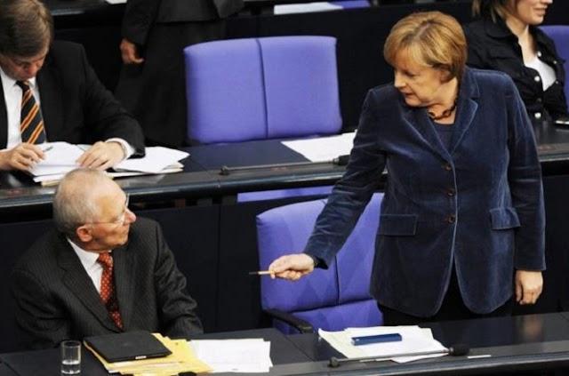 Το νέο σχέδιο Σόιμπλε για την αναδιάρθρωση του ελληνικού χρέους!