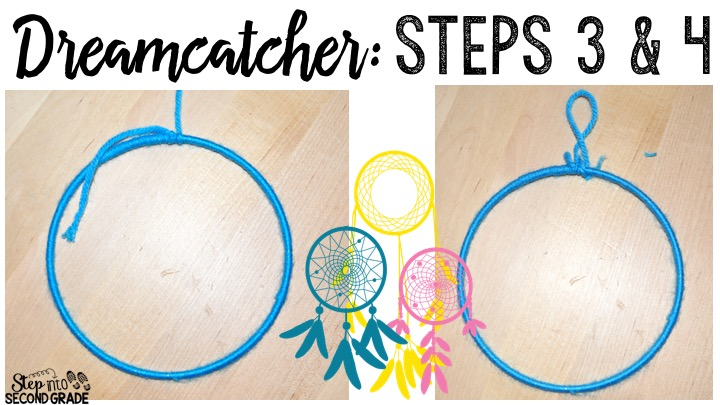how to make a dreamcatcher instructions