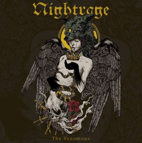 "NIGHTRAGE: Δείτε το video του ""The Venomous"" απο το επερχόμενο album"