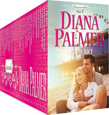 """""""Sezon na miłość"""", czyli kolekcja książek Diany Palmer już jutro w kioskach!"""
