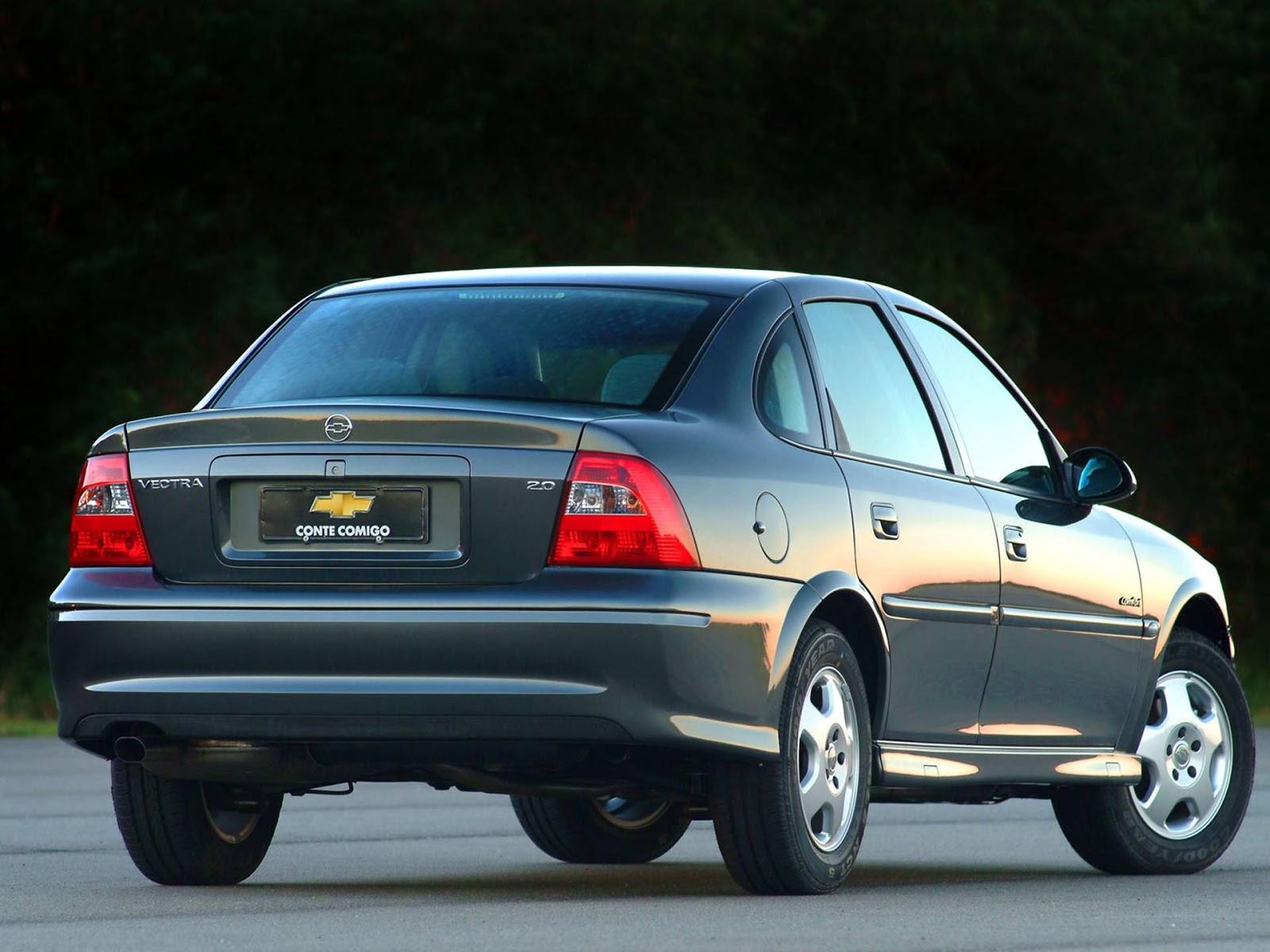 Chevrolet Vectra 2005