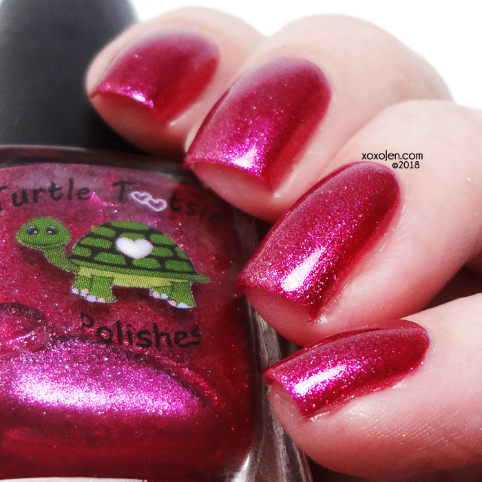 xoxoJen's swatch of Turtle Tootsie Stuff My Stocking