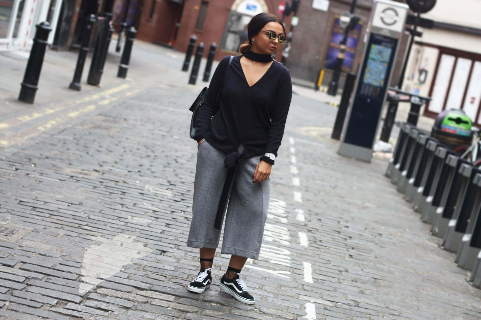 London Fashion Week Street Style With Simply Be Uk