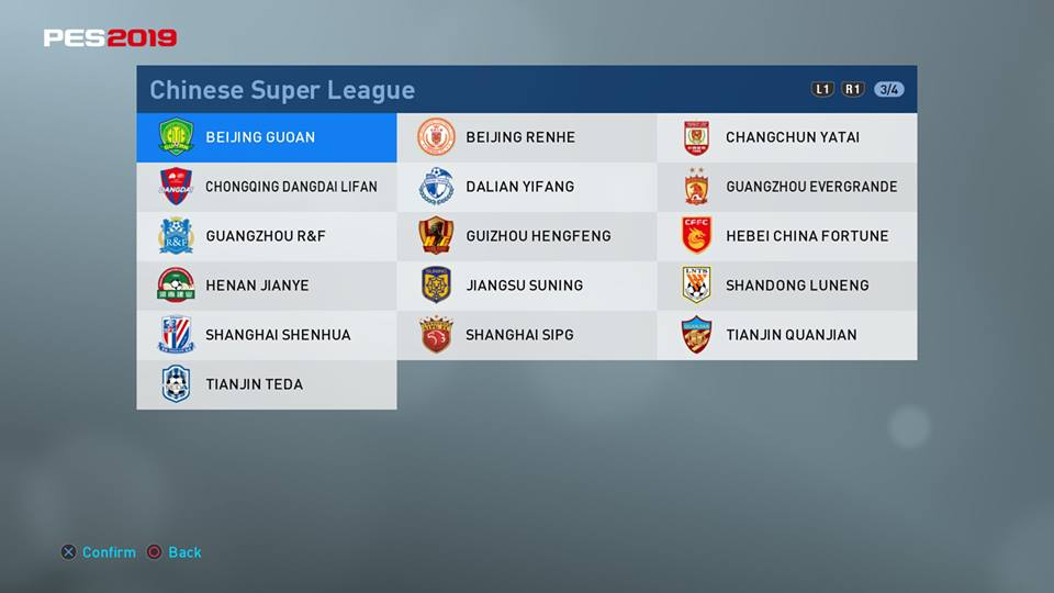 Pes 2019 Ps4 Option File Superleague Greece Season 2018 - Www imagez co