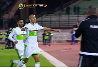 اهداف مباراة الجزائر اثيوبيا 7-1