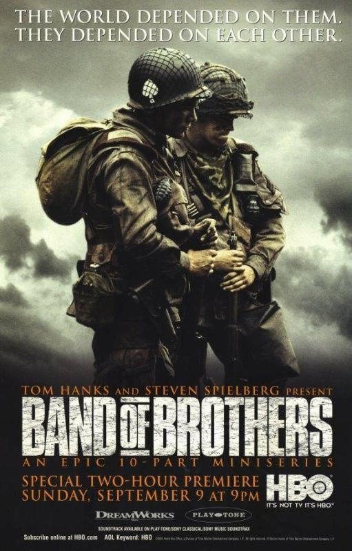 Band of Brothers Temporada 1 HD 1080p Dual Latino/Ingles