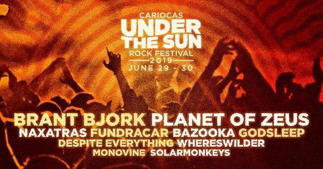 [News] Under the Sun festival 2019