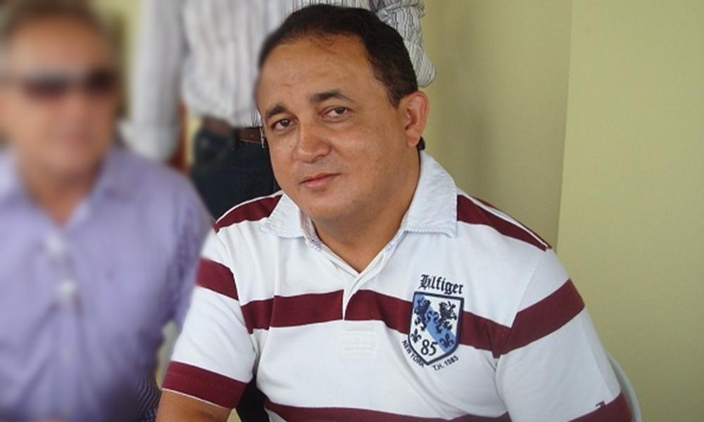 Resultado de imagem para ex-prefeito de Felipe Guerra, Braz Costa Neto