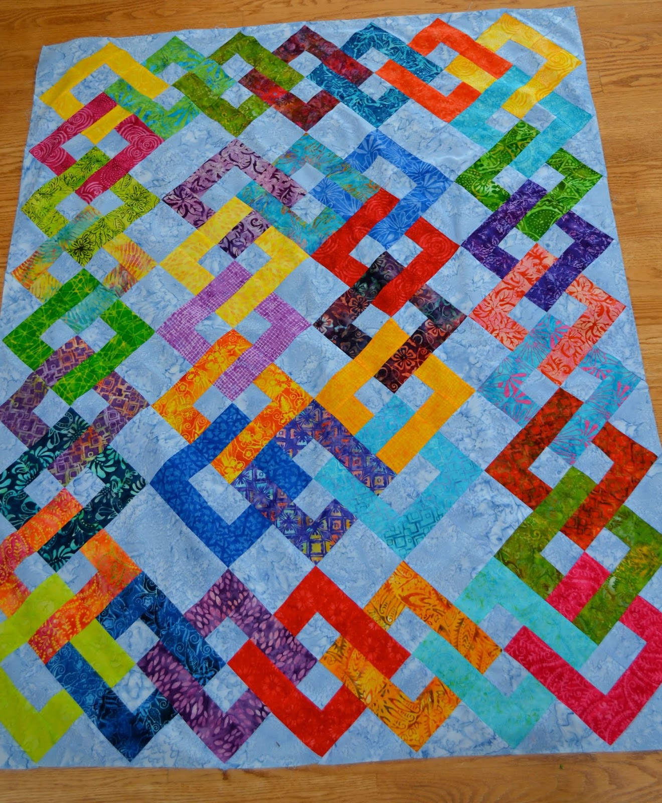 Run N Stitch Kauai Is For Quilters