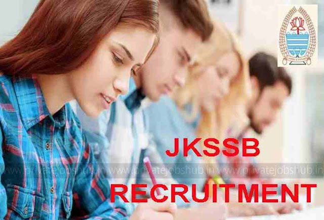 JKSSB Junior Assistant Recruitment