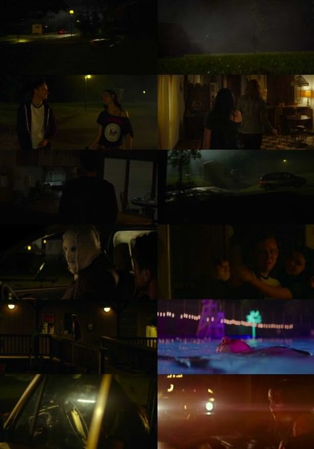 The Strangers Prey at Night 2018 English