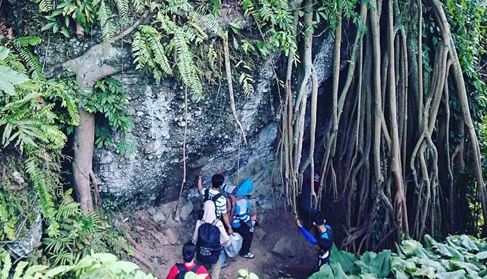 Jalur Pendakian Gunung Munara