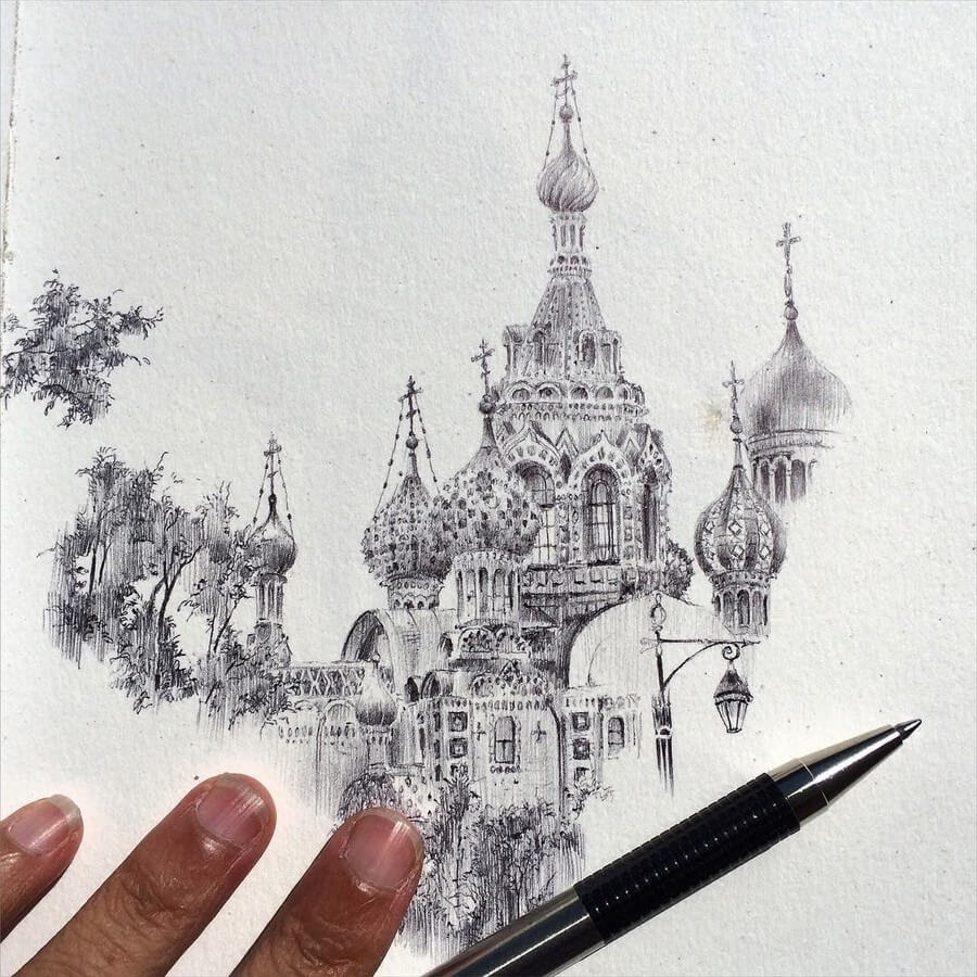 10-Dina-Brodsky-Architectural-Drawings-www-designstack-co