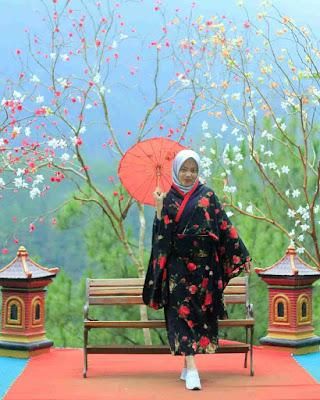 Spot Foto Taman Genilangit Poncol Magetan