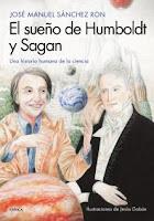 El sueño de Humboldt y Sagan Una historia humana de la ciencia