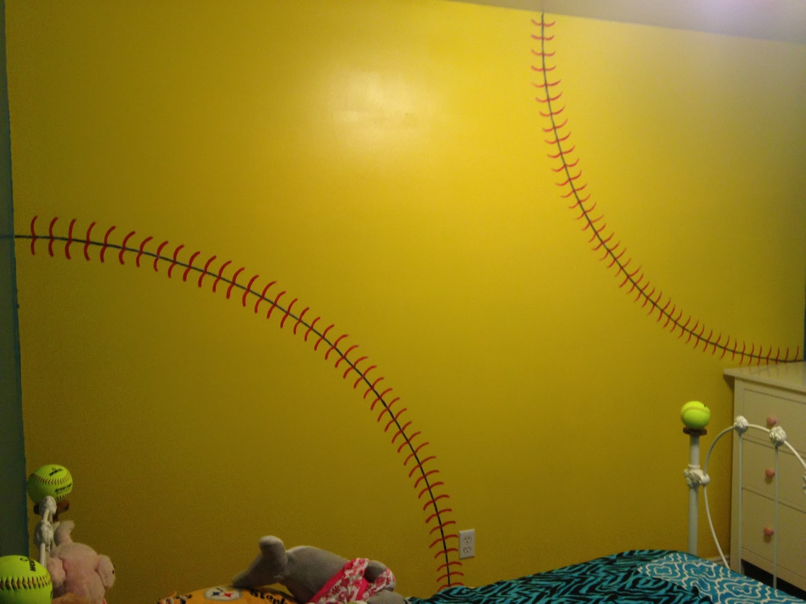 Softball Bedroom Decorations Design And Ideas 3